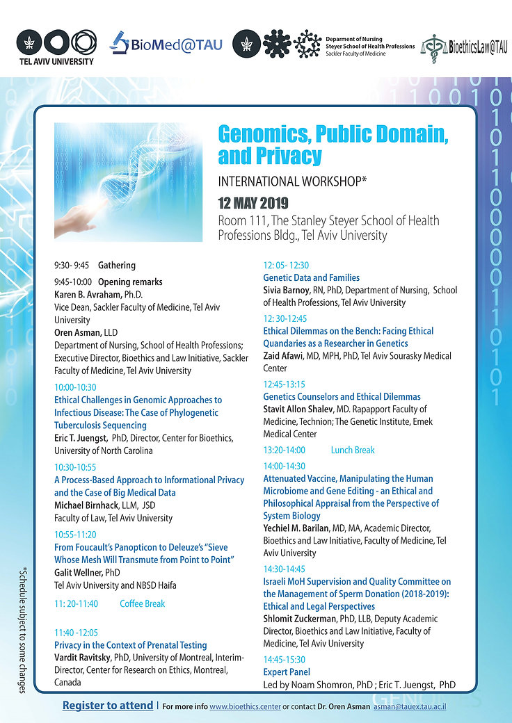 GENETICS PRIVACY AND ETHICS 12MAY2019.jp