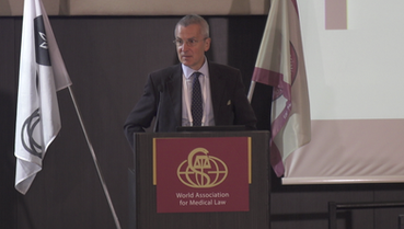 Prof. Julian Hughes, MD, PhD, Plenary lecture