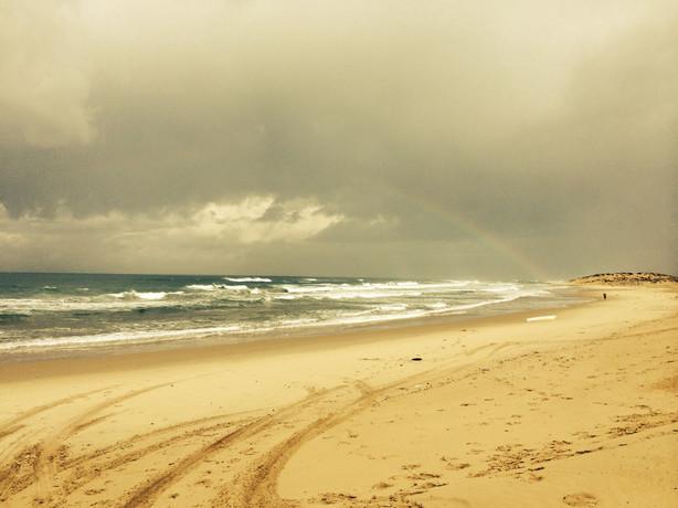 Beaches of Caesarea