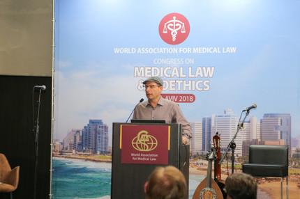 Yechiel Michael Barilan, MD, MA, Plenary lecture