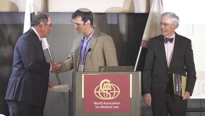 Davies Award 1st place to Avishalom West