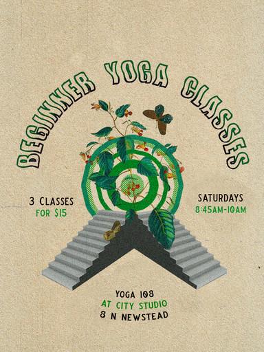 Beginner Yoga Classes for Kelsey Helms