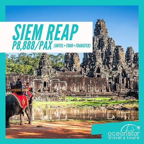 SIEM REAP 3D2N (FREE & EASY)