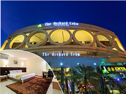 Orchard Cebu Hotel / 3D2N