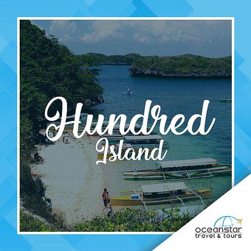 HUNDRED ISLAND TOUR
