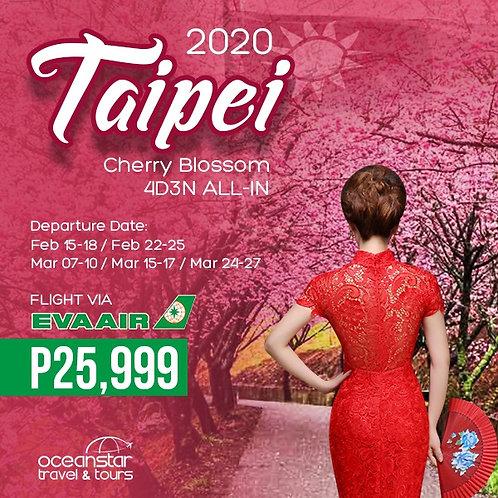 2020 TAIPEI CHERRY BLOSSOM