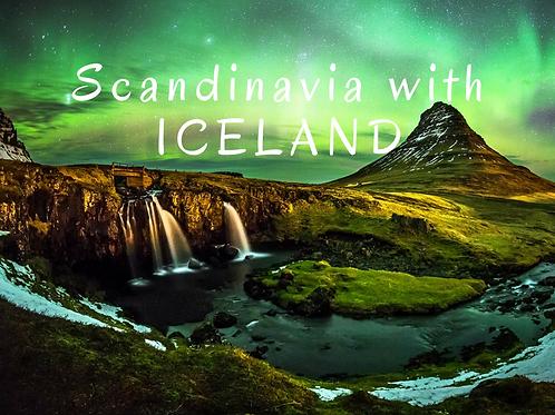 Scandinavia with Iceland