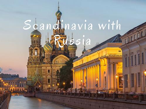 Scandinavia with Russia
