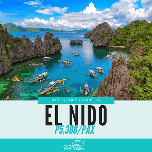 EL NIDO PACKAGE (3days/2nights)