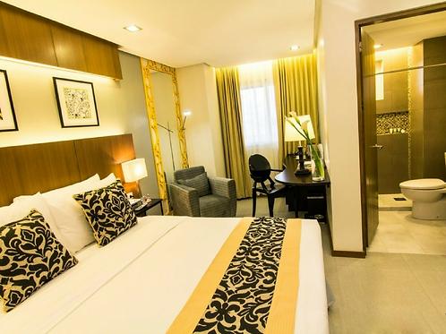 St.Mark Hotel - Cebu / 3D2N