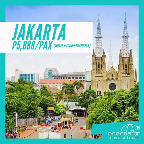 JAKARTA 3D2N (FREE & EASY)