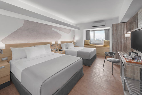 Tryp by Whyndham  Mall of Asia-Manila