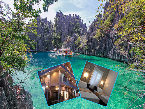 Coron Vista Lodge