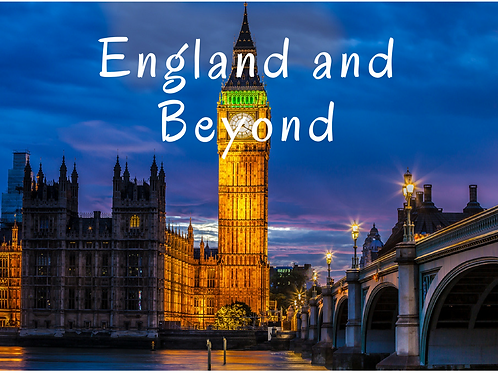 England and Beyond