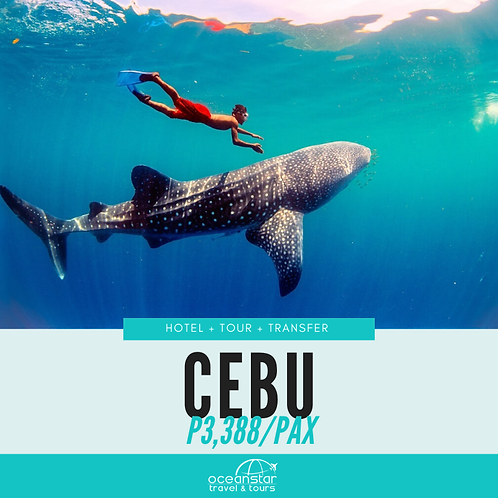 CEBU PACKAGE (3 DAYS 2 NIGHTS)
