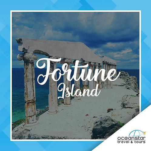 FORTUNE  ISLAND TOUR