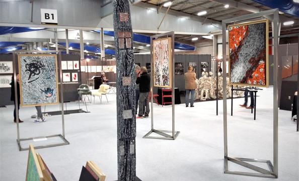 """Biennale des Arts Plastiques """"Micropolis""""  2017 Besançon"""