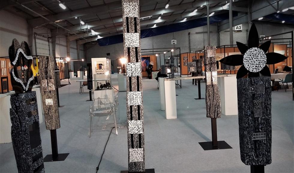 Totem beams F-C 2017 Biennale