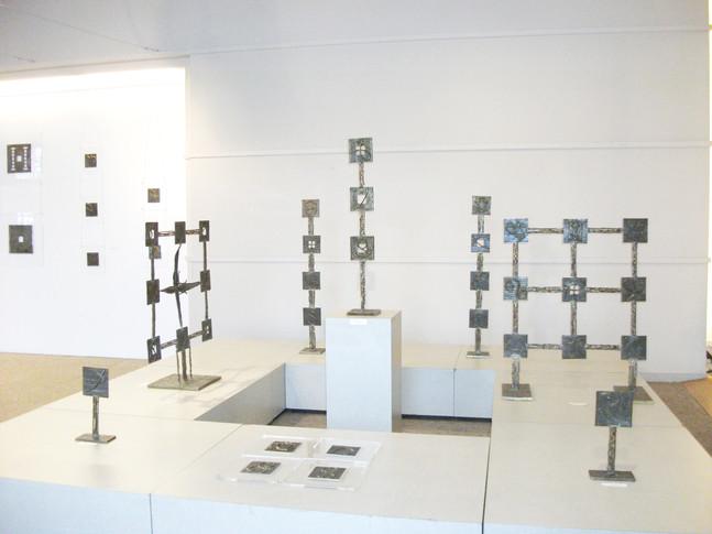 Exhibition IUFM of Franche Comté Besançon - 2010