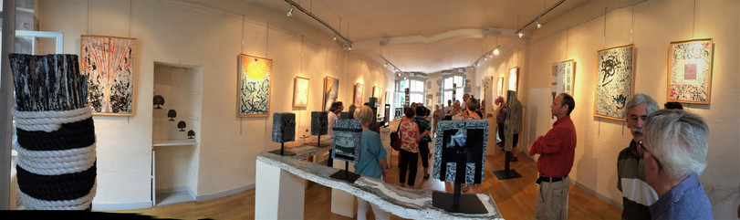 Exposition  Galerie André Oudet Arbois 2017