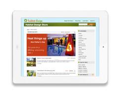 Habitat Design online store