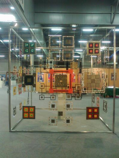 """Biennale of Visual Arts of Franche-Comté """"Micropolis"""" Besançon 2011"""