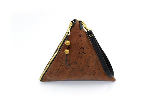 Triangle Cork Party Bag