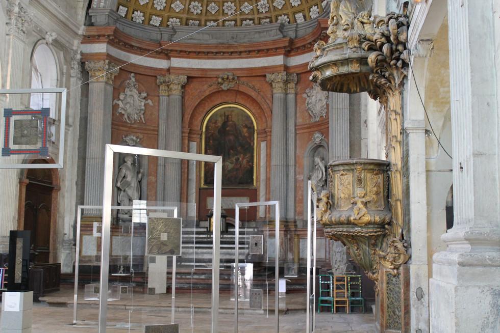 Chapelle des Jésuites Dole 2013