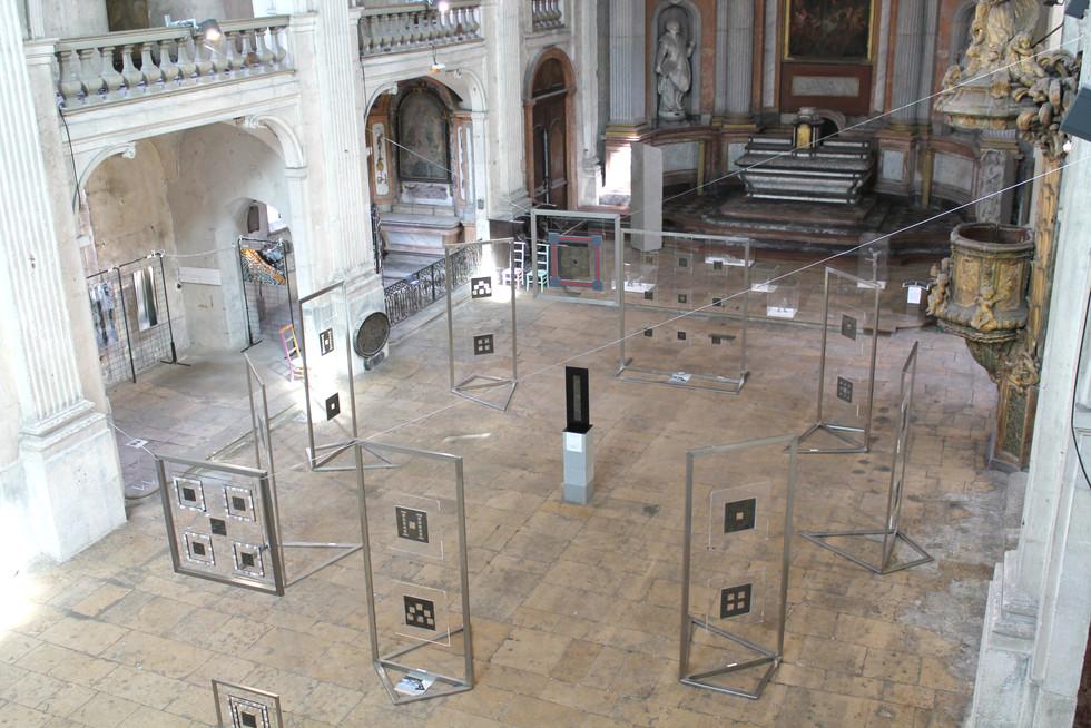Exhibition Jesuit Chapel Dole 2013