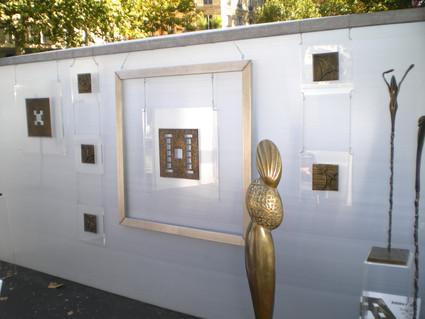 """Exposition """"Nuit Blanche"""" Paris  2009"""