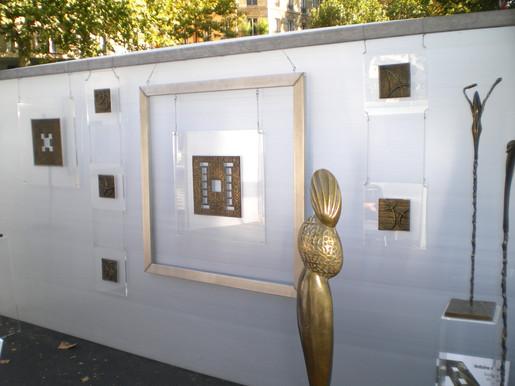 """Exhibition """"Nuit Blanche"""" Paris  2009"""