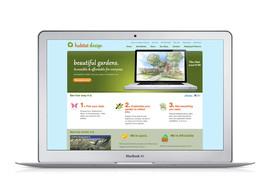 Habitat Design website