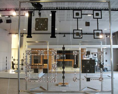 Personal exhibition IUFM of Franche-Comté - The Gymnasium 2010