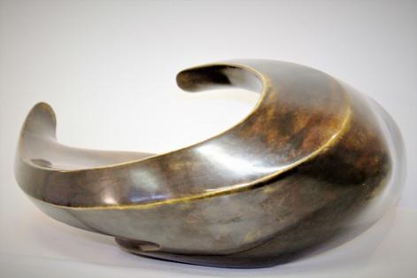 """""""The four seasons"""" Bronze patiné 53cm"""