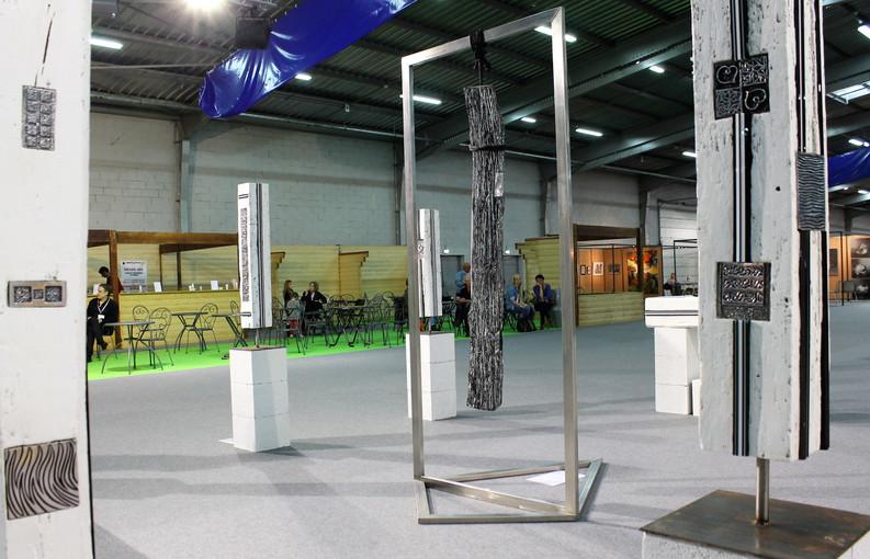 """Biennale des Arts Plastiques de Franche-Comté  """"Micropolis"""" Besançon 2013"""