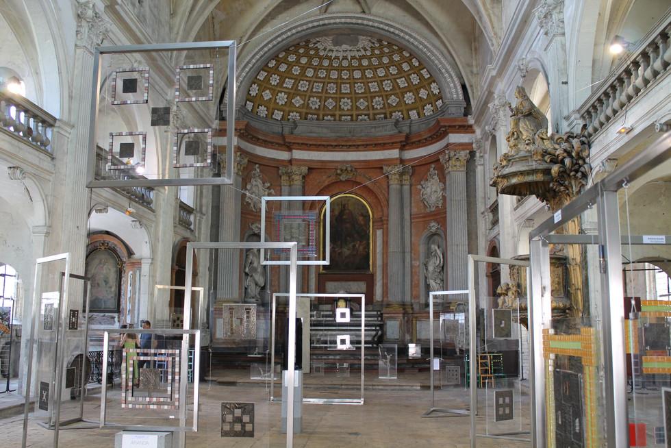 Dole Exhibition 2013 Jesuit Chapel