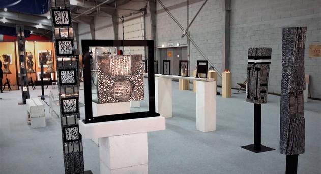 Biennale des Arts Plastiques de Franche-Comté - Micropolis Besançon 2017