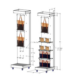 Kroutons retail design