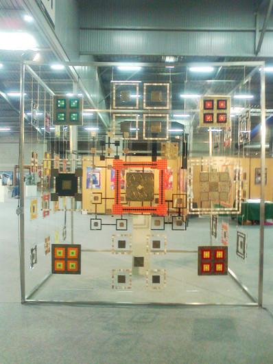 """Biennale des Arts Plastiques de Franche-Comté  """"Micropolis"""" Besançon 2011"""