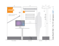 Vode tradeshow booth