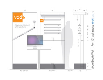 Vode event booth