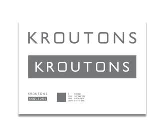 Kroutons logo