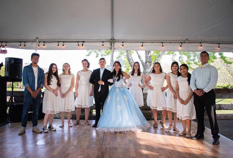 Quinceaneras/Wedding
