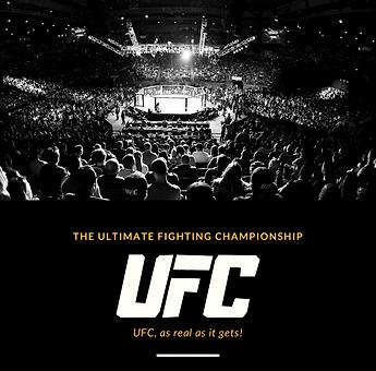 UFC Client Portfolio