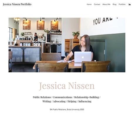 Jessica Nissen