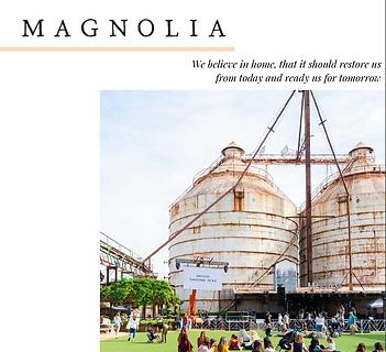 Magnolia Client Portfolio