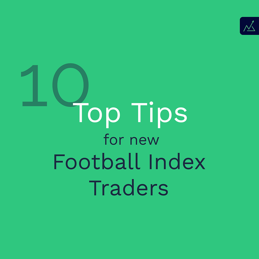 Tips for Football Index beginners