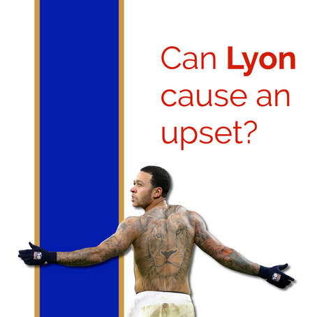 Can Lyon cause a UCL upset?