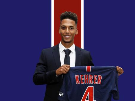 Thilo Kehrer | Player Analysis
