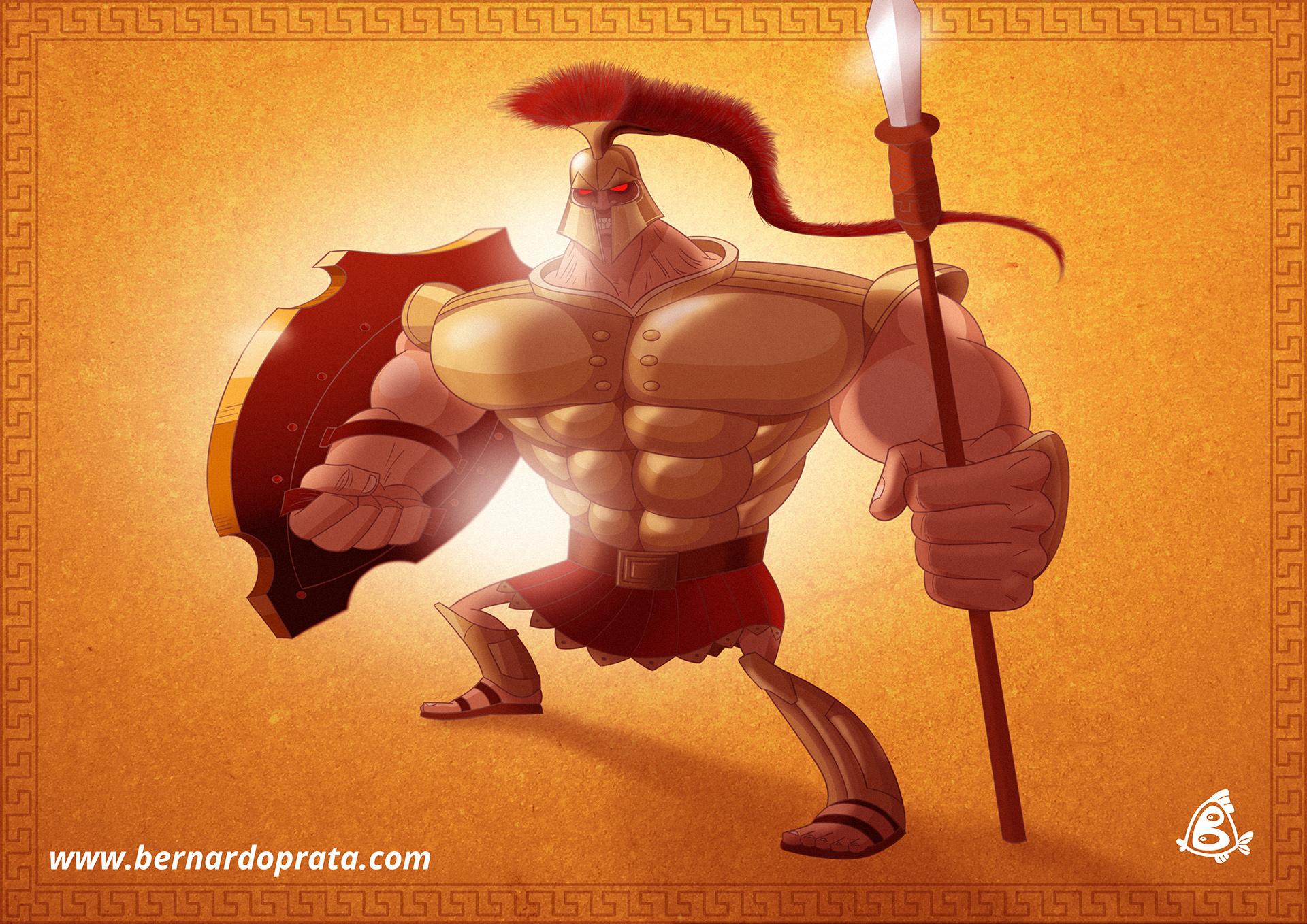 Ares, Deus da Guerra